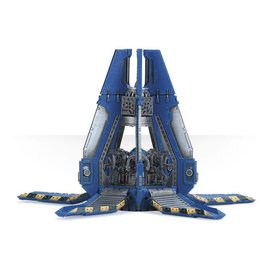 Warhammer Space Marine Drop Pod