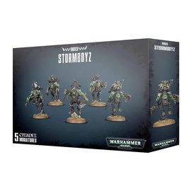 Warhammer Ork Stormboyz