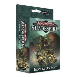 Warhammer Underworlds Shadespire Ironskull's Boyz