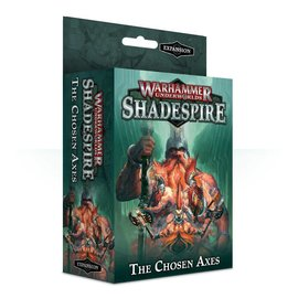 Warhammer Underworlds Shadespire The Chosen Axes