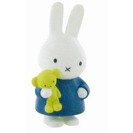 Comansi Figur Miffy mit Teddybär