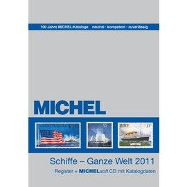 Michel Schiffe - Ganze Welt