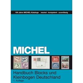 Michel Blocks und Kleinbogen Deutschland
