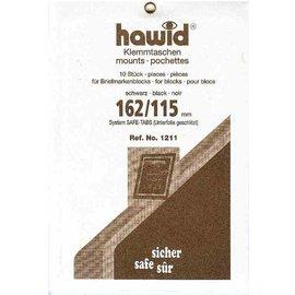 Hawid 162 x 115 mm zwart