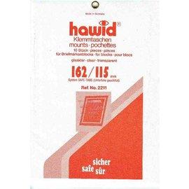 Hawid 162 x 115 mm glashelder