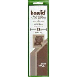 Hawid 52 mm zwart