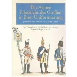 Battenberg Die Armee Friedrichs des Großen in ihrer Uniformierung