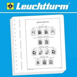 Leuchtturm SF Great Britain Definitive Issues 2016