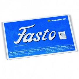 Leuchtturm Fasto Klebefälze - 1000 Stück