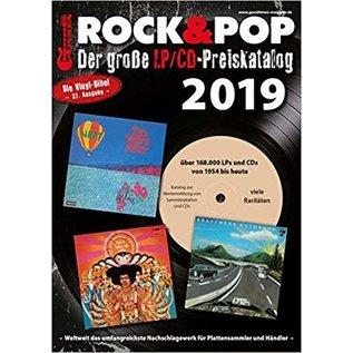 NikMa Der große Rock & Pop LP/CD Preiskatalog 2019
