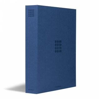 Leuchtturm Ringbinder Grande Pur blau