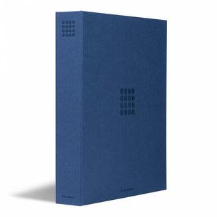 Leuchtturm Ringbinder Grande Pur blue