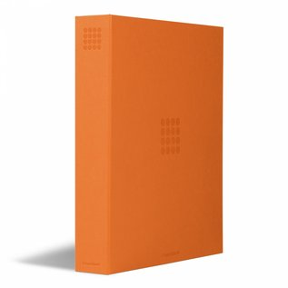 Leuchtturm Ringbinder Grande Pur orange