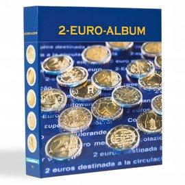 Leuchtturm album Numis 2 euro herdenkingsmunten deel 6