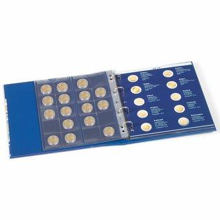 Leuchtturm coin album Numis 2 euro commemorative coins Volume 6