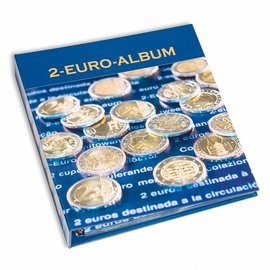 Leuchtturm coin album Numis 2 euro commemorative coins Volume 7