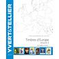 Yvert & Tellier Timbres d'Europe Volume 2 de Carelie à Grece