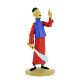 moulinsart Tintin statue - Didi is crazy