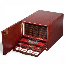 Leuchtturm Münzbox-Kabinett