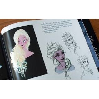 Chronicle Books The Art of Frozen