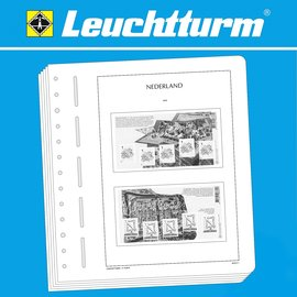 Leuchtturm SF Netherlands Postage Dues 2015
