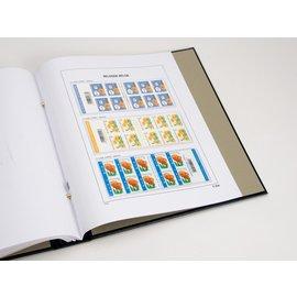 Davo Luxury Belgium stamp booklets 2017