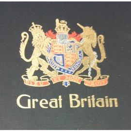 Davo ST Album Grossbritannien I 1840-1989