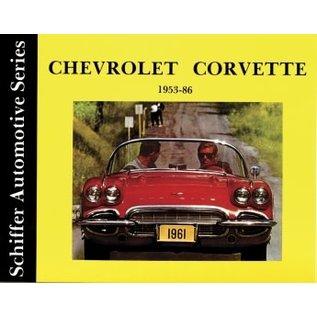 Schiffer Chevrolet Corvette 1953-86