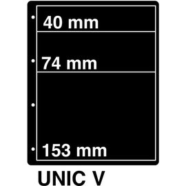 Davo Davo stock sheets Kosmos Unic V - set of 5