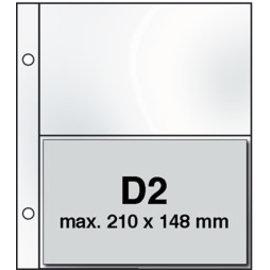 Davo bladen D2 - 10 stuks