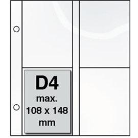 Davo bladen D4 - 10 stuks