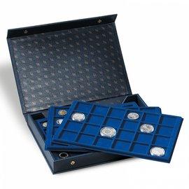 Leuchtturm Coin Presentation Case L with 4 coin trays
