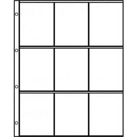 Hartberger bladen E 3x3 - 10 stuks