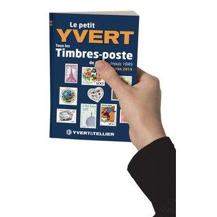 Yvert & Tellier Le Petit Yvert de France 2019