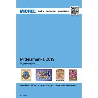 Michel Übersee-Katalog 1.2 Mittelamerika 2019