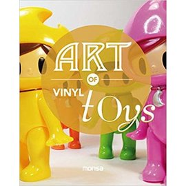 Monsa Art of vinyl toys