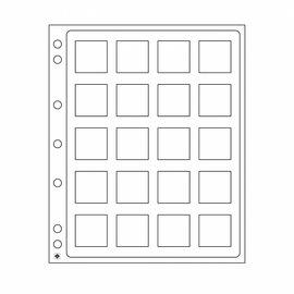 Leuchtturm ENCAP Q sheets  - set of 2