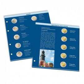 Leuchtturm Numis 2 Euro herdenkingsmunten 2012/13