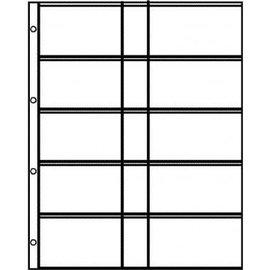 Hartberger bladen E 2x5 - 10 stuks