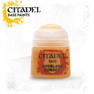 Warhammer Citadel Base paint - Averland Sunset - 15 ml - 21-01