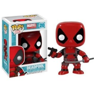 Funko Pop! Marvel 20 Deadpool