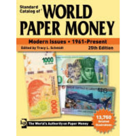 Krause World Paper Money - Modern Issues 1961-Present