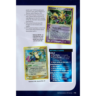 Krause Pokémon Cards - The Unofficial Ultimate Collector's Guide