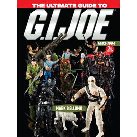 Krause The Ultimate Guide to G.I. Joe 1982-1994