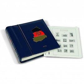 Leuchtturm album Classic Duitsland DDR deel 1 1949-1969