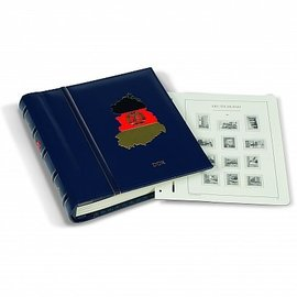 Leuchtturm Album Classic Germany GDR volume 1 1949-1969