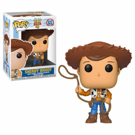 Funko Pop! 522 Toy Story 4 Sheriff Woody