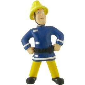 Comansi Figuur Brandweerman Sam aan de roer