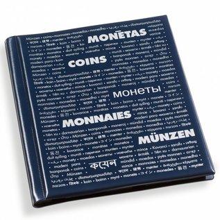 Leuchtturm Album für 200 Münzrähmchen