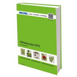 Michel Europa-Katalog Band 1 Mitteleuropa 2019